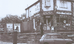 Corner shop of Milner Road and Warwards Lane